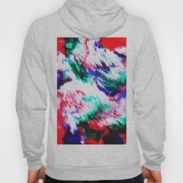 Colorful Fluctuation Hoody