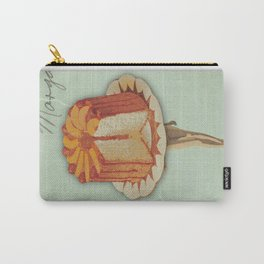 Miss Angel Food Cake #Society6 #BuyArt #Decor Carry-All Pouch
