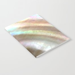 Mother of Pearl Notebook