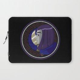 Raven Nouveau Circle Laptop Sleeve