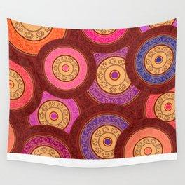 Ethnic Mandala Pattern Wall Tapestry