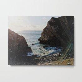 Lulworth Cove Metal Print