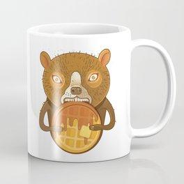 Waffle Bear Coffee Mug