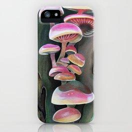 Hongos iPhone Case