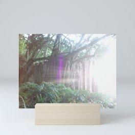 Chapel of light Mini Art Print