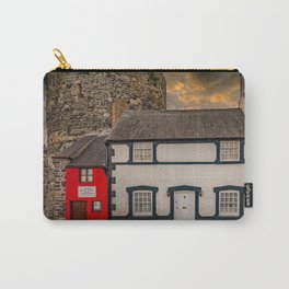 Smallest House In Great Britain Carry-All Pouch