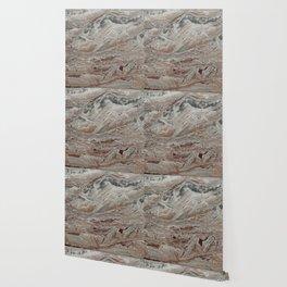 Arabescato-Orobico Fine Marble Wallpaper
