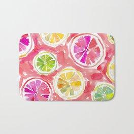 Citrus Juice Bath Mat
