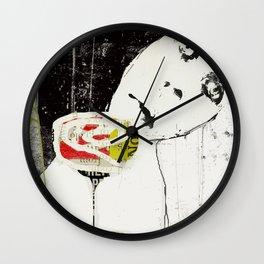 « sans titre » Wall Clock