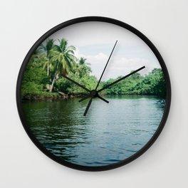 Crocs Wall Clock