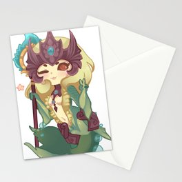 Nami chibi Stationery Cards