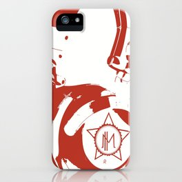 Head phones by IMI iPhone Case