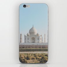 Taj Mahal, India iPhone & iPod Skin