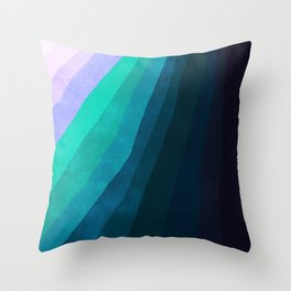 Stratum 4 Cold Throw Pillow