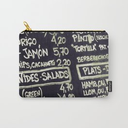 Barcelona Museum Carry-All Pouch