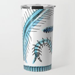 Blue as a Bug Travel Mug