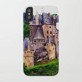castle eltz, germany. iPhone Case