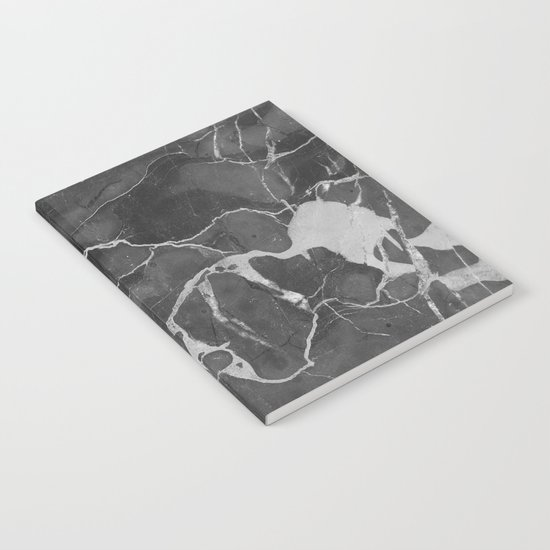 Grey Shadows Notebook