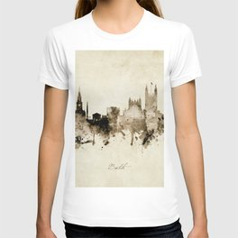 Bath England Skyline T-shirt