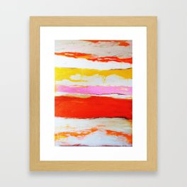 TakeMeAway Framed Art Print