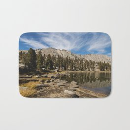 Heart Lake Bath Mat