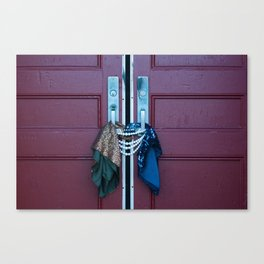 Luxe Lock Canvas Print