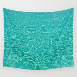 Aqua Heaven Wall Tapestry