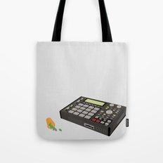 Deep Space 9mm Tote Bag
