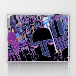 SILICON VALLEY HIGH Laptop & iPad Skin