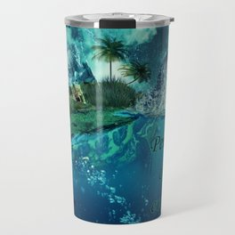 Perspective changes everything Travel Mug