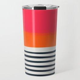 Sunset Ripples Travel Mug