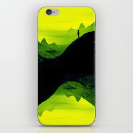 Vibrant Wasteland iPhone Skin