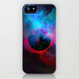 α Dark Aurigae iPhone Case