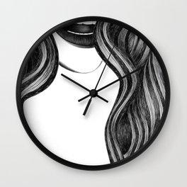 EL PELO Wall Clock