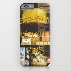 Gastronomie Italienne, Vins Slim Case iPhone 6s