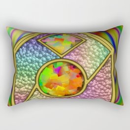 Box of surprise  1 Rectangular Pillow