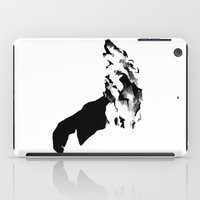 howl iPad Cases featuring Howl by .Esz