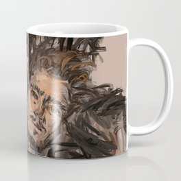 Teddy Bear Guy Zoom Coffee Mug