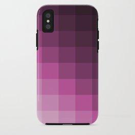 Pixel Gradient iPhone Case
