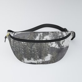 Yellowstone National Park - Lewis River 2 Fanny Pack
