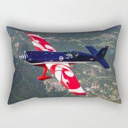 Extra EA-330SC - French Air Force Aerobatic Team Rectangular Pillow