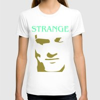 smiths T-shirts featuring Strange Strangeways (The Smiths inspired) by Trendy Youth