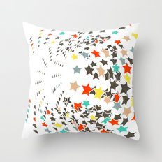 Full of stars Throw Pillow
