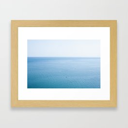 Adriatic Sea Framed Art Print