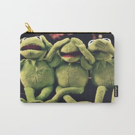 Kermit - Green Frog Carry-All Pouch