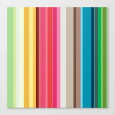 Rainbow Colors! Canvas Print