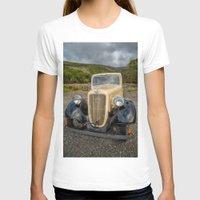 austin T-shirts featuring Austin 7 by Adrian Evans