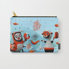 Dead Fish Carry-All Pouch