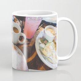 Texas Cafe Breakfast Coffee Mug