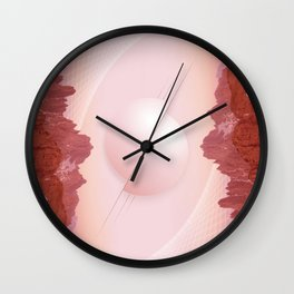 Divide & Conquer Wall Clock